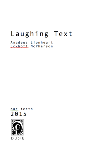 LaughingText